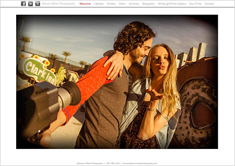 fashion photographer website