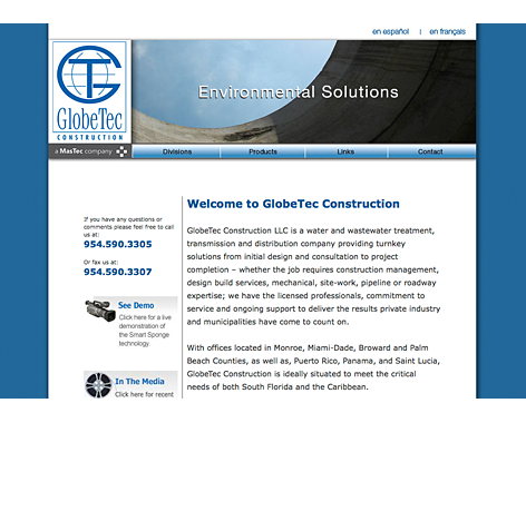 GlobeTec Construction